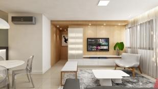 Apartamento D+S