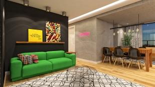 Apartamento Casa Amarela II
