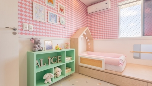 Quarto Montessoriano de Alice