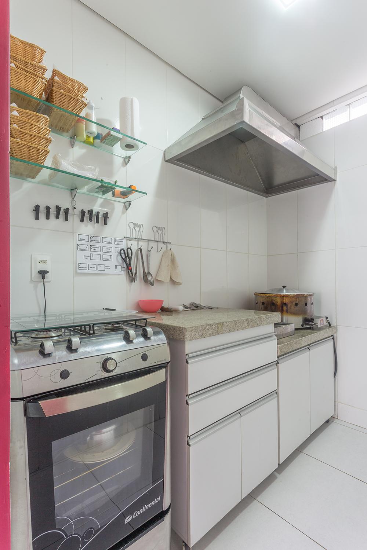 Projeto Cozinha Industrial Pequena Cozinha Com Geladeiras Amplas