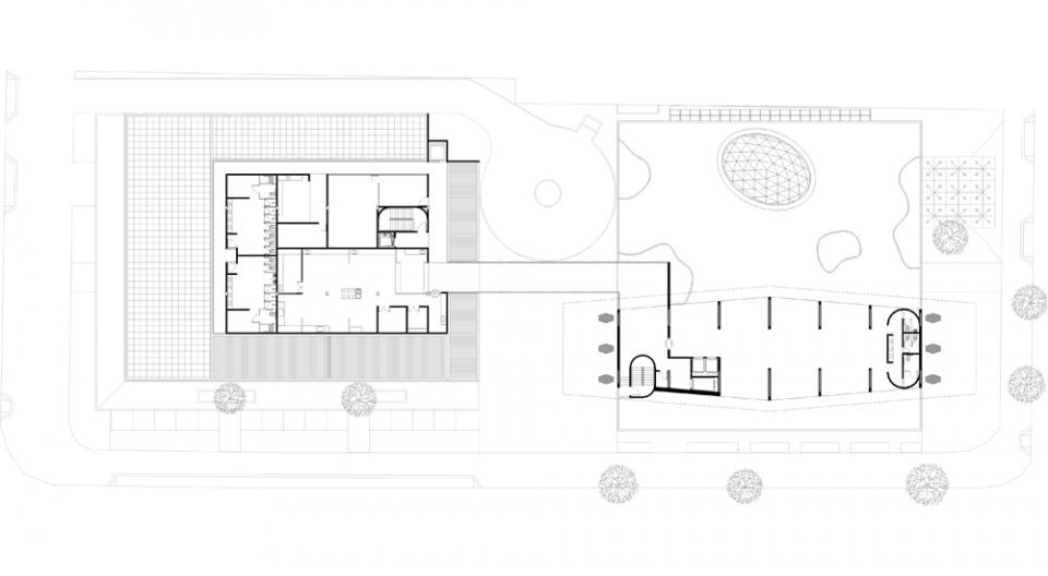 Hotel Calif Rnia Projetos Elementar Arquitetura