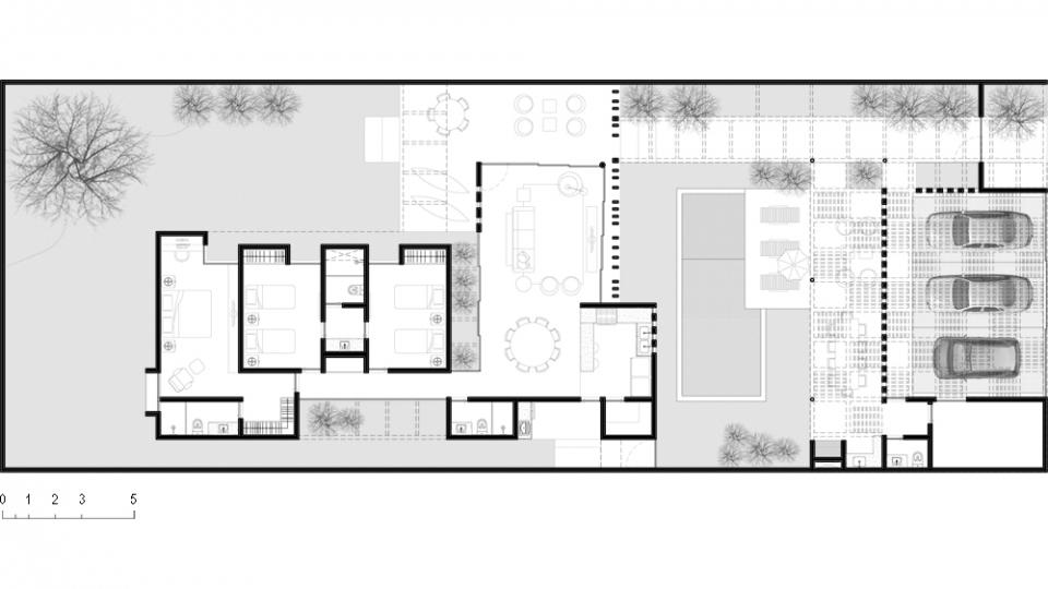 Suficiente Casa Recanto de Aldeia - Projetos - Elementar Arquitetura  YL95