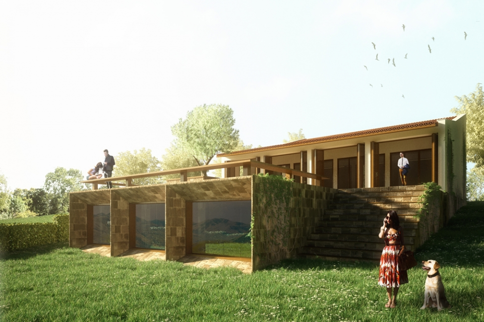 Casa mirante projetos elementar arquitetura avenida domingos ferreira 4060 sala 903 - Terenes casa rural ...